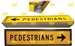 Pedestrians (Arrow) L/R