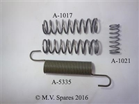 MVK-1048 PARKING BRAKE SPRING KIT