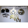 Disc Brake Kit Rear  1964 1/2 - 1973