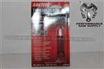 LOCTITE 242 THREADLOCKER, MEDIUM DUTY