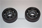 2 CRANKSHAFT BEARINGS AND SEALS, REPLACES PART # 503932302