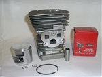 HUSQVARNA/JONSERED PISTON AND CYLINDER KIT 47MM, REPLACES PART #537320402