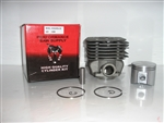 HUSQVARNA, JONSERED CYLINDER AND PISTON KIT, NIKASIL, 55MM, 544006502