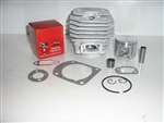 HUSQVARNA 61 CYLINDER KIT WITH GASKETS REPLACES PART # 501533571