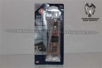 GRAY SILICONE FOR SEALING CYLINDERS AND CRANKCASES