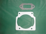 HUSQVARNA 390,385, JONSERED 2188, 2186 TOP END GASKET SET TOP END GASKET KIT PART NUMBERS 537005704 & 503775901