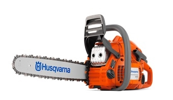 "HUSQVARNA 18"" 445 Chainsaw"