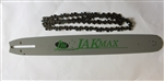"JONSERED 2065, 18"" BAR & CHAIN COMBO 3/8"" .058"" 68DL"