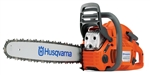 "Husqvarna 18"" .058 ga 455 Rancher Chainsaw Assembly Required"