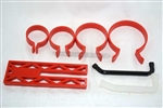PISTON RING COMPRESSION KIT FOR CHAINSAWS