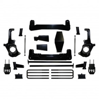 Full Throttle FWD Lift Kit for 2011 +  Chevy 2500/3500