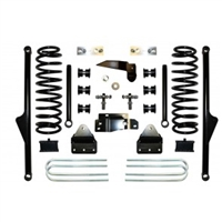 Full Throttle FWD Lift Kit for 09-13 Dodge 2500/3500