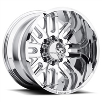 Hostile Zombie Custom Diesel Truck Wheel - 8 Bolt