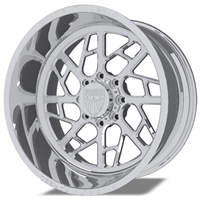 Specialty Forged 8 on 6.5 Bolt Pattern Diesel Custom Truck Wheel