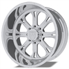 Specialty Forged 8 on 180 Bolt Pattern Diesel Custom Truck Wheel