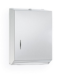 Bradley #250-15 Paper Towel Dispenser- Surface Mounted