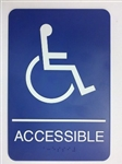 Handicap Accessible Sign