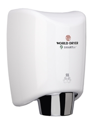 World Dryer K-974 SMARTdri Hand Dryer