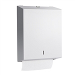 A&J Washroom U180 Paper Towel Dispenser- Surface Mounted