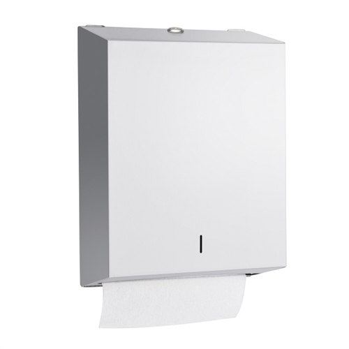 Au0026J Washroom U180 Surface Mounted Paper Towel Dispenser Part 70