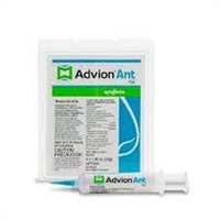 ADVION ant bait gel is specifically formulated to be tasty to all major species of ants, contains Indoxacarb, a powerful, nonrepellent insecticide.