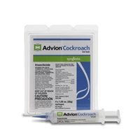 Advion cockroach gel bait is high-performing bait product targeting all pest species of cockroaches.