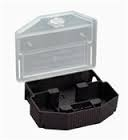 Aegis Clear Lid Mouse Bait Station - 12 per case. Sold in case quantity only.