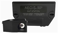 Aegis RP rodent station - 6 per case. Sold in case quantity only.