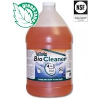InVade Bio Cleaner is a versatile and superior cleaning agent for hard surfaces and floor mopping. Formulated with premium natural, scum-eating, odor-eliminating microbes, citrus oil and other cleaners, InVade Bio Cleaner contains no harsh chemicals.