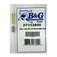 B & G Sprayer Replacement Parts - MS-145-50 Screen & Support Kit