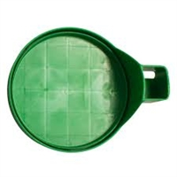 B & G Sprayer - Replacement Parts - Tank Bottom - Green
