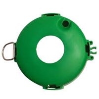 B & G Sprayer - TT-1 Tank Top Green - replacement part
