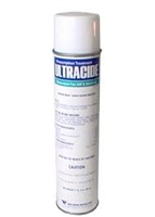 Flea control spray w/0.05% pyrethrin and 0.4% permethrin adulticides and 0.1% Nylar IGR.