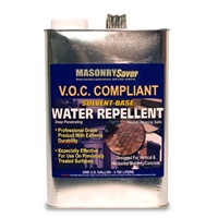 MasonrySaver VOC Compliant Solvent-Base Water Repellent - 1 Gallon