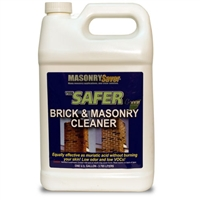 MasonrySaver Safer Brick and Masonry Cleaner - 1 Gallon