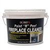 "ChimneyRx Paint ""N"" Peel Fireplace Cleaner - Half Gallon"