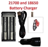21700 and 18650 Battery charger