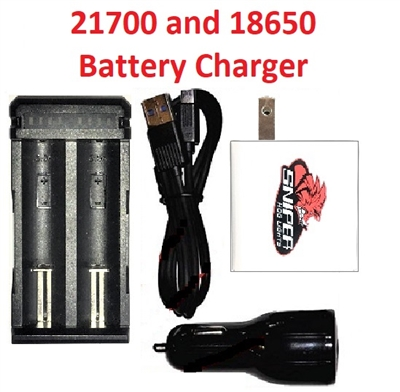21700 Battery charger