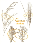 Notecards, Gratias Multas, The Grass Manual