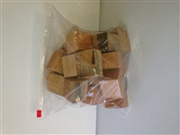 Cherry Wood chunks/blocks 4 lb. bag