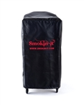 Black Outdoor Cover - Model #1 Smoker & Cart/Cabinet