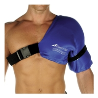 Elasto-Gel Hot and Cold Therapy Shoulder Wrap