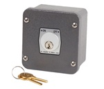1KXL Lockout Control Station for Commercial Garage Door Applications.