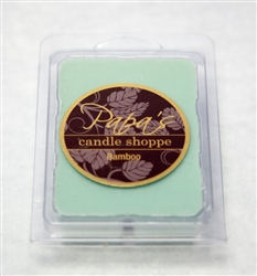 bamboo wax melts graphic