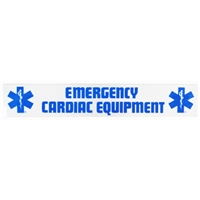 Emergency cardiac equipment