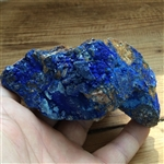 Azurite XL Crystal