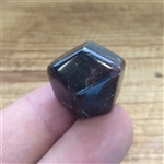 Faceted Garnet