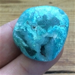 Gem Sillica and Chrysocolla