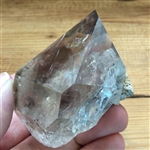 Herkimer Diamond with record keepers
