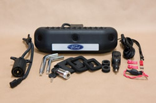 2015 Ford Expedition Hitchscan Rear Park Assist Sensor And